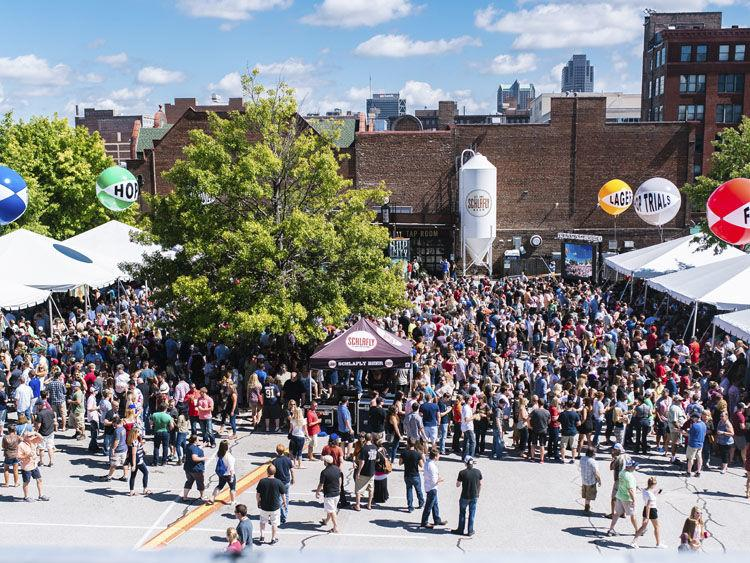 20 Must-Try Beers at Schlafly Beer's Hop in the City Festival This Weekend