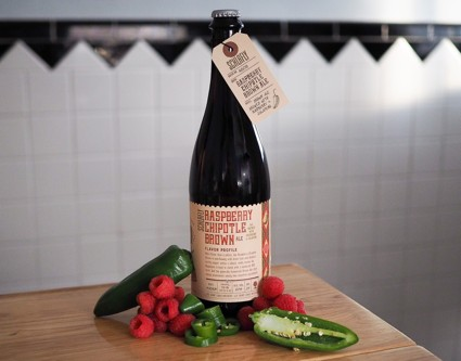 Kick Off: Schlafly Beerannounces release of Raspberry Chipotle Brown Ale