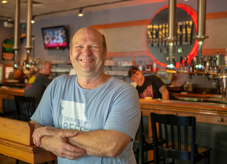 Sauce Magazine: Schlafly Bottleworks names Executive Chef