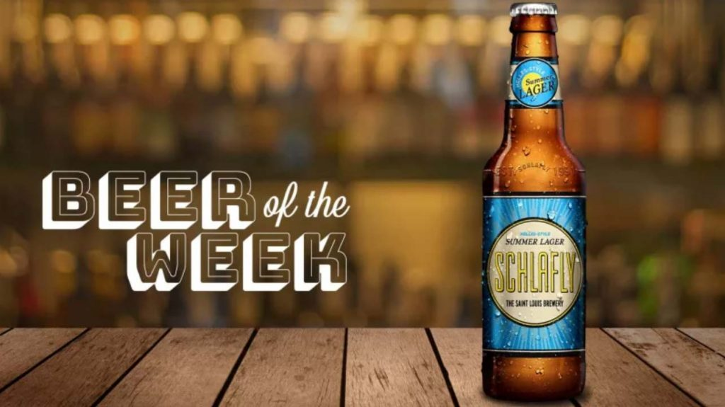Beer Of The Week: Say Helles yeah to Schlafly Summer Lager