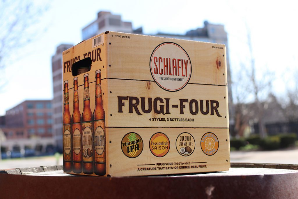 Drink of the Week: Schlafly's Frugi Four
