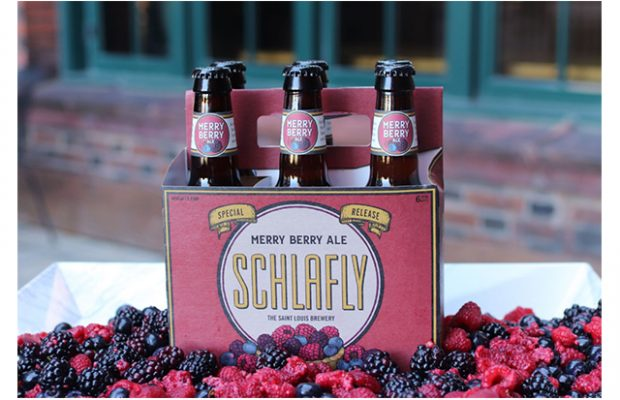 Schlafly Rings in the Holidays with Merry Berry Ale