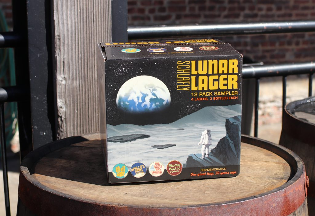 The Full Pint: Schlafly Beer Launches Lunar Lager Pack to Commemorate Apollo 11