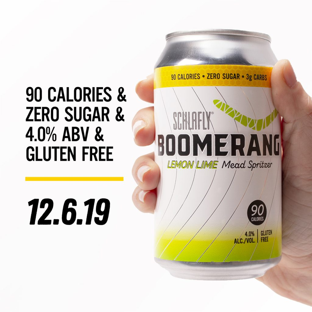 RFT: Schlafly Beer to Release Low-Calorie, Low-Carb Lemon-Lime Mead Spritzer