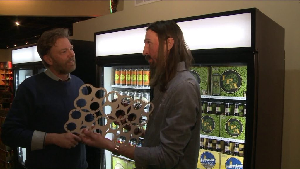Fox2: Schlafly Brewery to implement new 'can collars' from recycled materials
